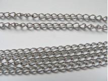 řetízkovina, velikost očka 5.5 x 3.5 mm, ocel 304 - 50 cm