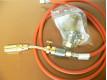 kahan - sklářský hořák  + ventil na 10 kg bombu PB - bez stojánku