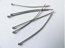 ketlovací nýt 0.6 x 40 mm s kuličkou, ocel 304 - 10 ks